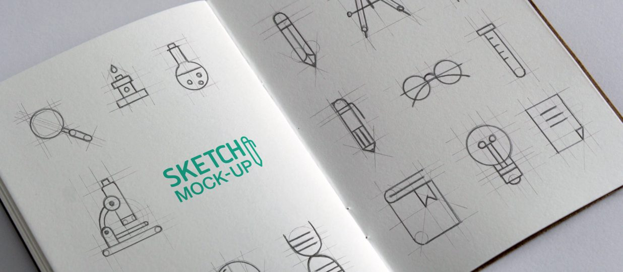 sketchbook-mockup